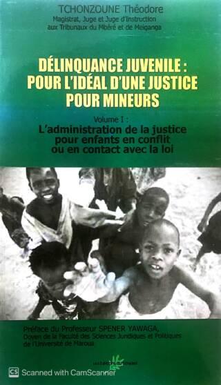 Délinquance Juvénile : Pour l'Ideal d'une Justice pour Mineurs (Vol I)